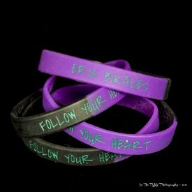 Wristband - Follow Your Heart